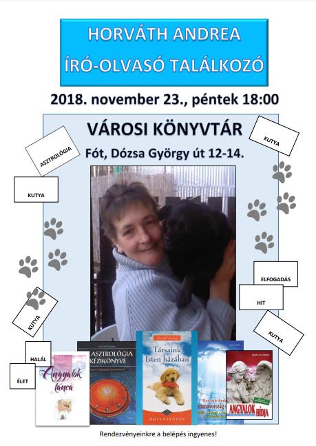 Horváth Andrea plakát