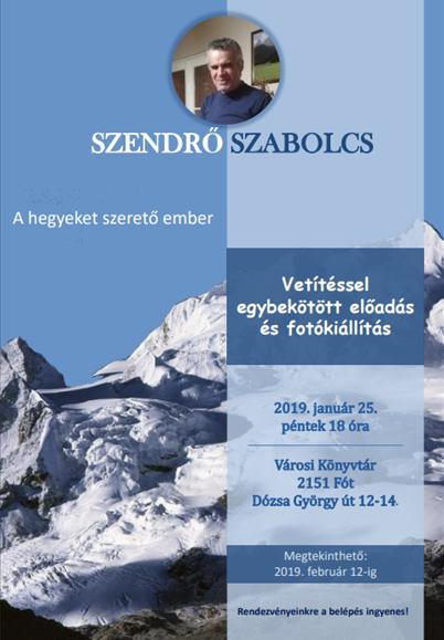 Szendro Szabolcs