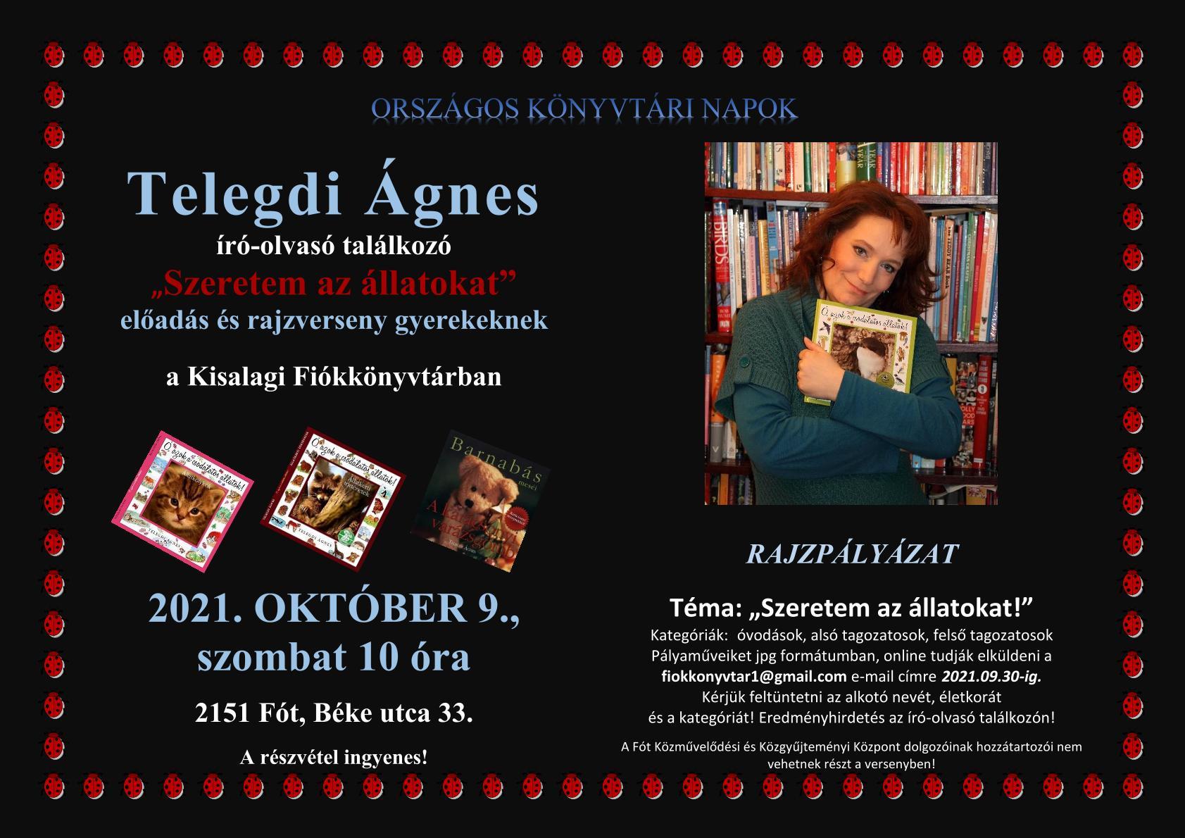 Rajzverseny_Fóti Könyvtár_Telegdi Ágnes